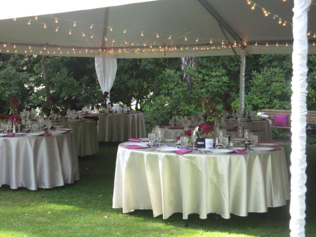Wedding Set at CrystalSprings