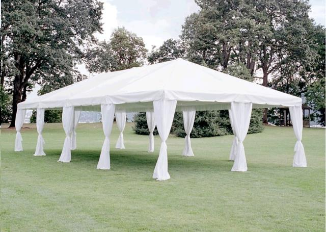 Where to find WHITE 20X40 CANOPY in Portland