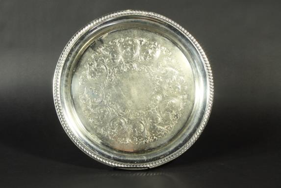 Where to find SILVER ROUND TRAYS in Portland