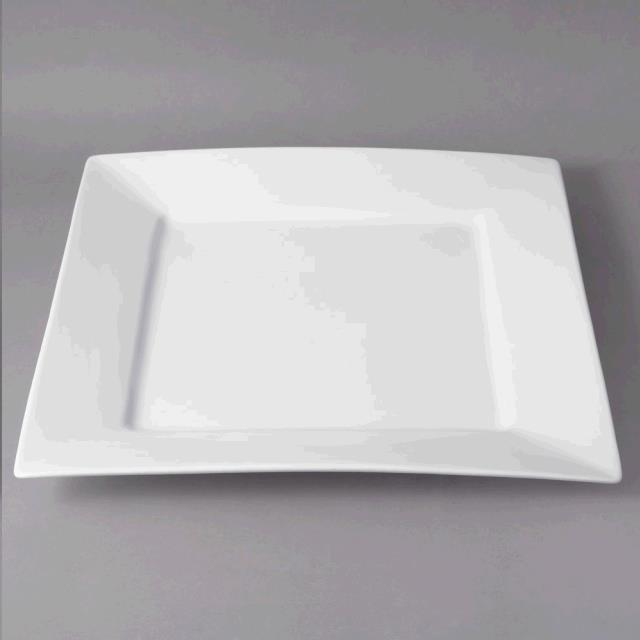 Where to find WHITE SQ PLATTER,16  X 16 in Portland