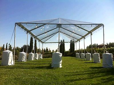 Where to find 20X40 CANOPY, CLEAR TOP, WHT TRIM in Portland