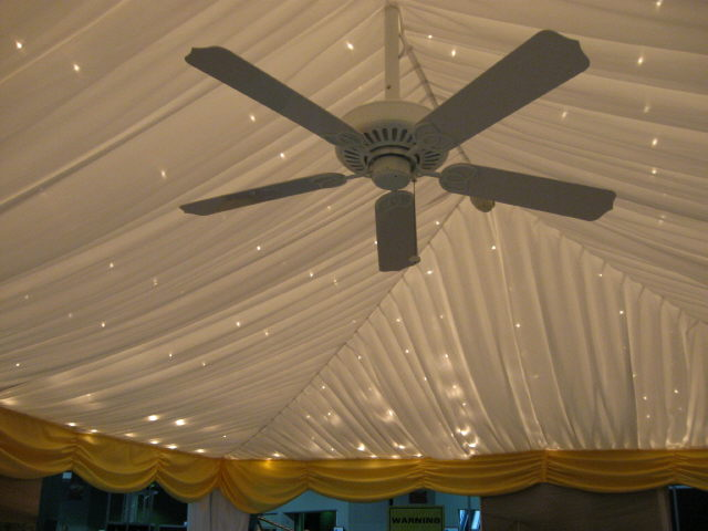 Fan Tent Ceiling 52 Inch White Rentals Portland Or Where