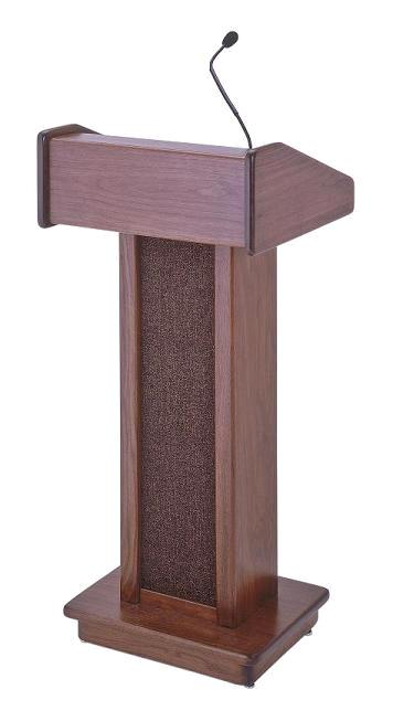 Where to find AV LECTERN,  WALNUT W SOUND in Portland