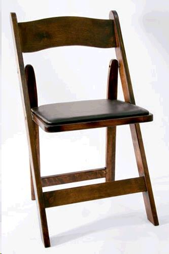 Where to find CHAIR . FOLDING FRUITWOOD in Portland