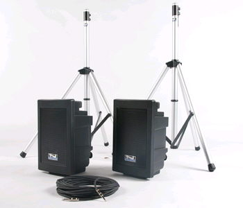Where to find AV SOUND SYSTEM - 2  MP3  7500 in Portland