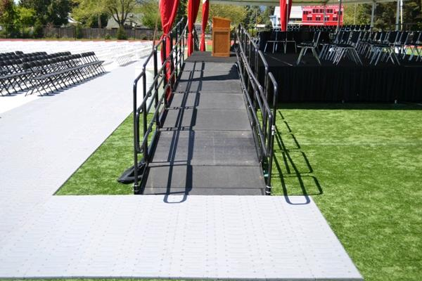Where to find STAGE ACCESS RAMPS in Portland