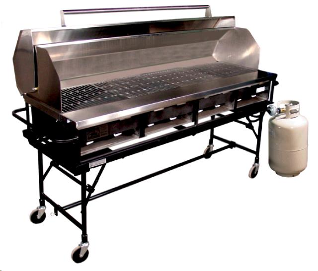 Where to find BBQ, LP 16  X 64  W ROLL-TOP HOOD in Portland