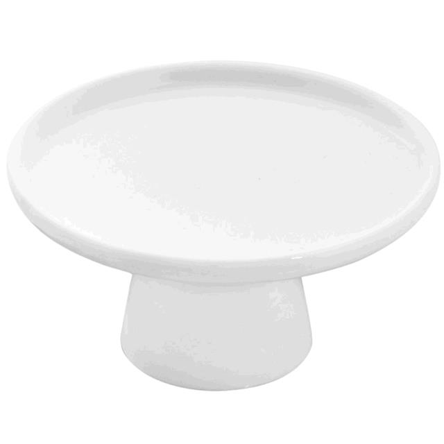 Where to find 4  ROUND CAKE PLATE, PORCELAIN in Portland