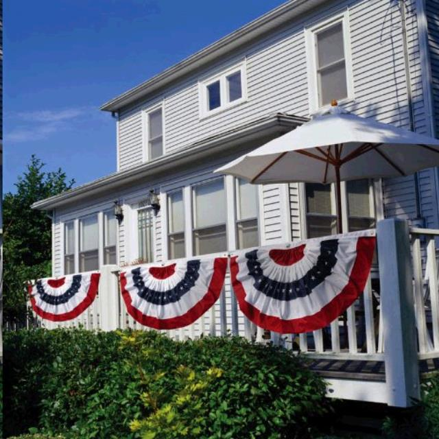 Where to find BUNTING, PATRIOTIC 58  X 27 in Portland