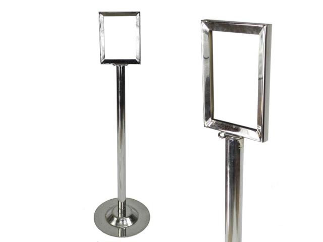 Where to find SIGN HOLDER, STANCHION, MALE THREAD in Portland