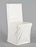 Rental store for White Leather Chair Slipcover in Portland OR