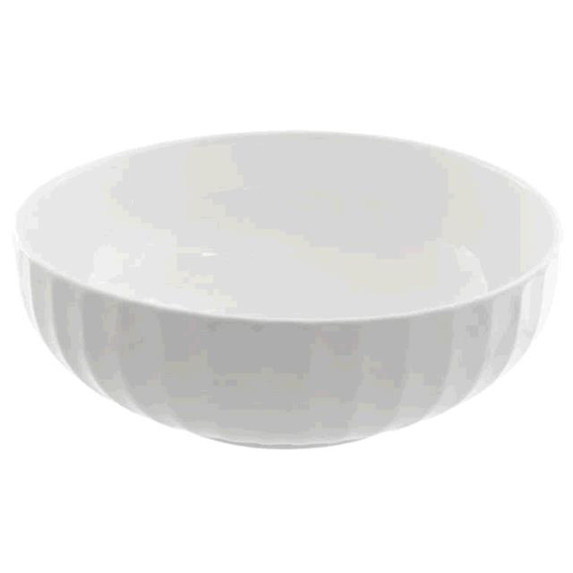 Where to find WHITE FACETED BOWL, 13 3 4  128 oz in Portland