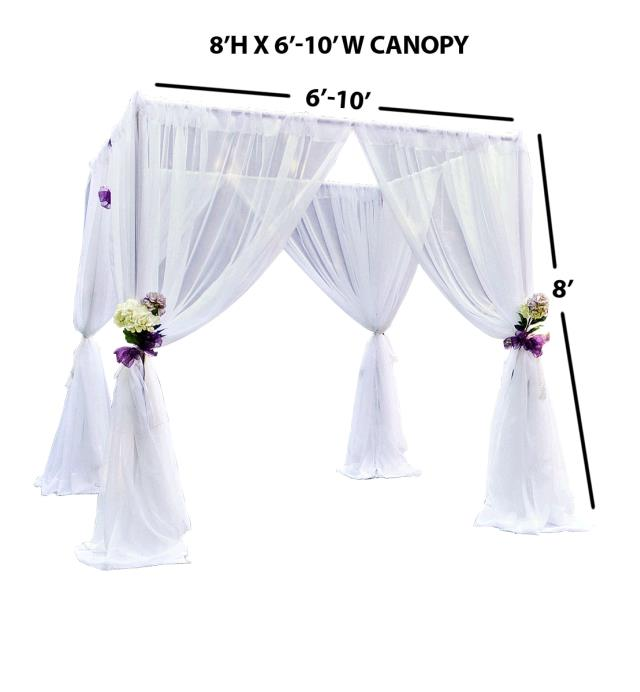 Where to find WEDDING CHUPPAH,  IVORY SHEER in Portland