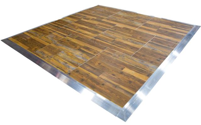 DANCE FLOOR VINTAGE PINE INDOOR/OUTDOOR Rentals Portland OR, Where ...