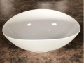 Rental store for White Serving Bowl, 7 x9  Oval, 32oz. in Portland OR