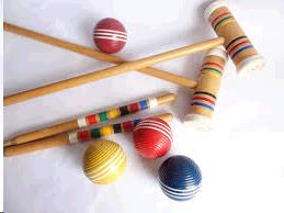Where to find CROQUET SET in Portland