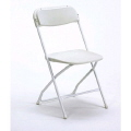 Rental store for Chair, Folding White Sams in Portland OR