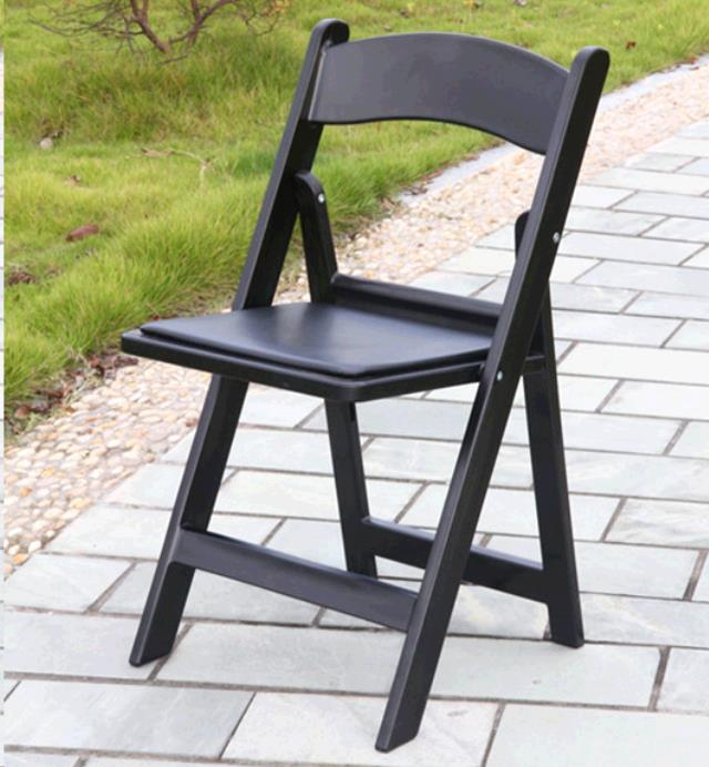 Chair Folding Black Resin Rentals Portland Or Where To Rent Chair Folding Black Resin In