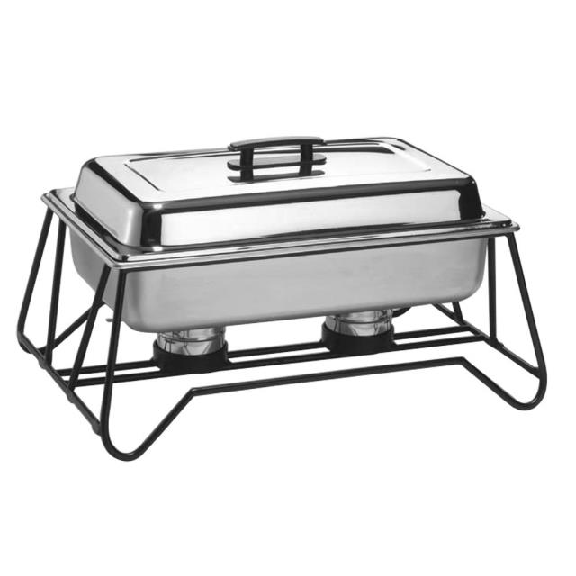 Where to find CHAFER, WIRE FRAME 8QT in Portland