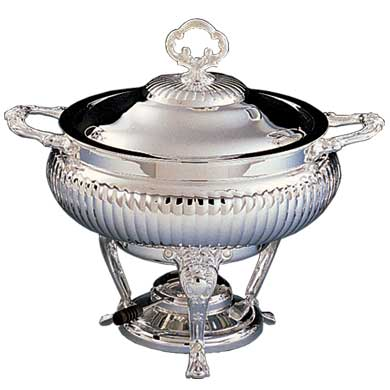Where to find CHAFER, SILVER 3 QT. in Portland