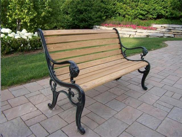 PARK BENCH 48 INCH Rentals Portland OR Where to Rent PARK BENCH