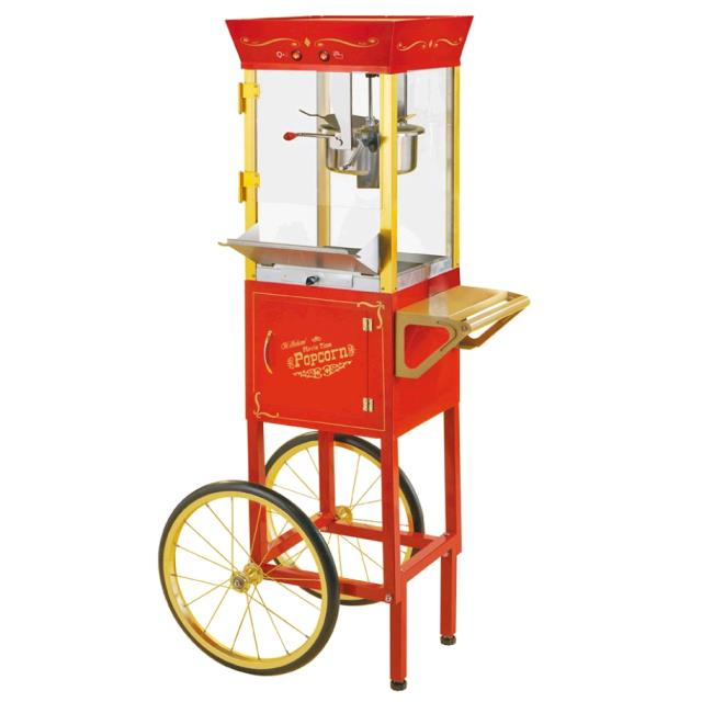 Where to find POPCORN, ANTIQUE CART in Portland