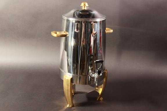 Where to find URN, 55 CUP STAINLESS BRASS in Portland