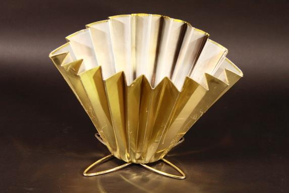 Where to rent BRASS FLORAL BASKET in Portland OR, Beaverton, Gresham, Tigard, Hillsboro, Milwaukie OR, Troutdale, Vancouver WA
