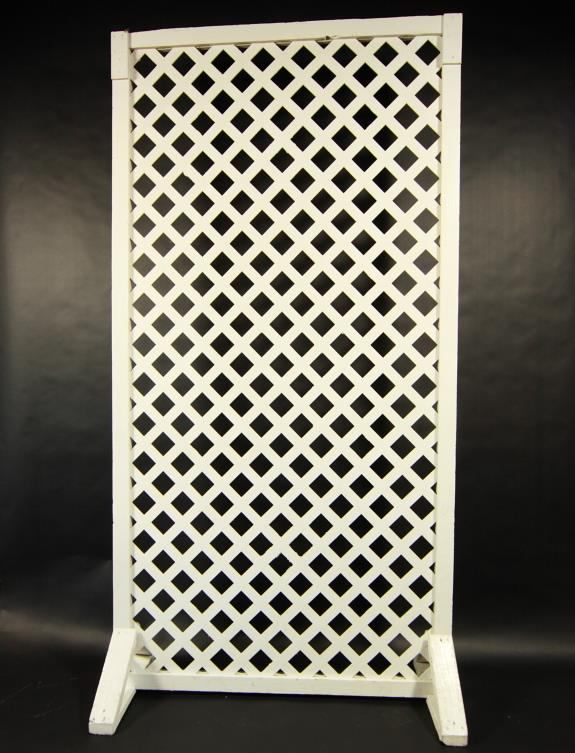 Where to find PANEL, LATTICE WHITE 4 X8 in Portland