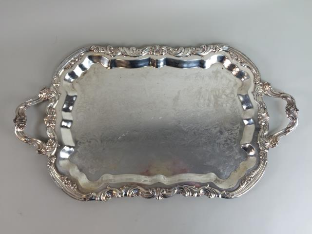 Where to find TRAY, ORNATE SILVER 18  X 29 in Portland