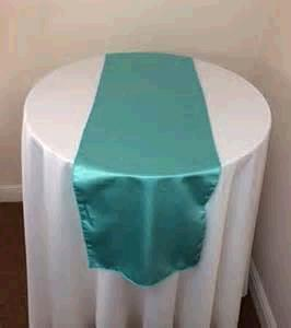Rent Linens - Table Runners