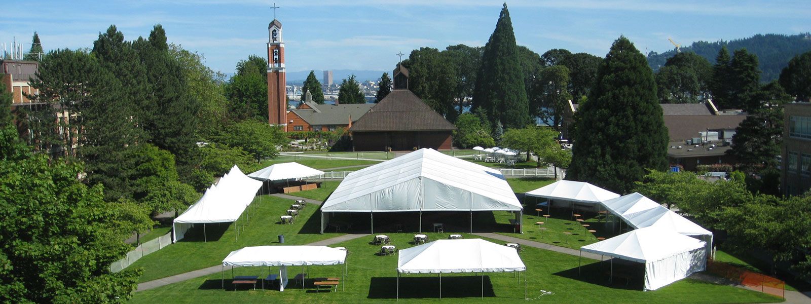 Party rentals in Vancouver WA